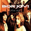 重金属硬摇滚 - [CD]BON JOVI ボン・ジョヴィ/THESE DAYS【輸入盤】