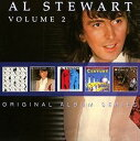 輸入盤 AL STEWART / ORIGINAL ALBUM SERIES VOL. 2 [5CD]