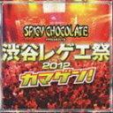 [CD] SPICY CHOCOLATE/渋谷レゲエ祭 2012 カマゲン!(CD+DVD)