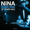 现代 - 輸入盤 NINA SIMONE / AT TOWN HALL [LP]