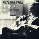 [CD]SUZANNE VEGA スザンヌ・ヴェガ/CLOSE-UP VOLUME 1 : LOVE【輸入盤】