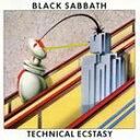 重金屬硬搖滾 - [CD]BLACK SABBATH ブラック・サバス/TECHNICAL ECSTACY【輸入盤】