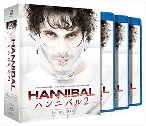 [Blu-ray] HANNIBAL/ハンニバル2 Blu-ray BOX