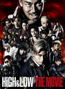 HiGH & LOW THE MOVIE(通常盤) Blu-ray