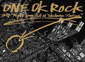 "[DVD] ONE OK ROCK 2014""Mighty Long Fall at Yokohama Stadium"""