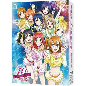 [Blu-ray] μ's/ラブライブ!μ's→NEXT LoveLive! 2014〜ENDLESS PARADE〜 Blu-ray Disc