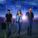 Other - [CD]LADY ANTEBELLUM レディ・アンテベラム/747 (17TRACKS/INTERNATIONAL EDITION)【輸入盤】