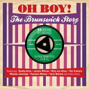 Rock, Pop - 輸入盤 VARIOUS / OH BOY! THE BRUNSWICK STORY [2CD]