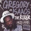 [CD]GREGORY ISAACS グレゴリー・アイザックス/REGGAE ANTHOLOGY : RULER 72-90【輸入盤】
