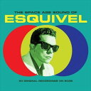 CD, DVD, 乐器 - [CD]ESQUIVEL エスキヴェル/SPACE AGE SOUND OF【輸入盤】