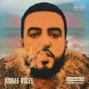 [CD]FRENCH MONTANA フレンチ・モンタナ/JUNGLE RULES【輸入盤】