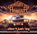 輸入盤 NIGHT RANGER / DON'T LET UP CD+DVD