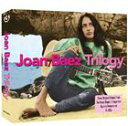 CD, DVD, 樂器 - 輸入盤 JOAN BAEZ / TRILOGY [3CD]