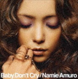 [CD] 安室奈美恵/Baby Don't Cry(CD+DVD/ジャケットA)