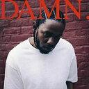 [CD]KENDRICK LAMAR ケンドリック・ラマー/DAMN.【輸入盤】