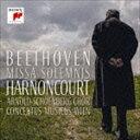 [CD] ニコラウス・アーノンクール(cond)/ベートーヴェン:ミサ・ソレムニス 2015年ライヴ(Blu-specCD2)