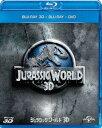 [Blu-ray] ジュラシック・ワールド3D ブルーレイ&DVDセット(ボーナスDVD付)
