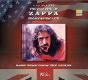 輸入盤 FRANK ZAPPA / RARE GEMS FROM THE VAULTS - ZA [CD]