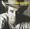 [CD]MERLE HAGGARD マール・ハガード/ESSENTIAL MERLE HAGGARD【輸入盤】