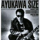 [CD] 鮎川誠/AYUKAWA SIZE(初回生産限定盤/3SHM-CD+DVD)