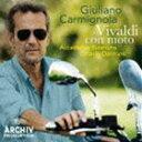 古典 - [CD] ジュリアーノ・カルミニョーラ(vn)/ヴィヴァルディ:ヴァイオリン協奏曲集(SHM-CD)