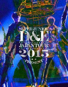 SUPER JUNIOR-D&E JAPAN TOUR 2015 -PRESENT-(初回生産限定) [Blu-ray]