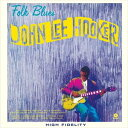 Gospel - 輸入盤 JOHN LEE HOOKER / FOLK BLUES + 2 BONUS TRACKS [LP]