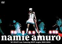 [DVD] 安室奈美恵/namie amuro SO CRAZY tour featuring BEST singles 2003-2004
