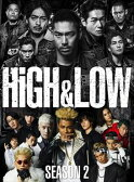 [DVD] HiGH & LOW SEASON 2 完全版 BOX