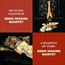 其它 - [CD] エディ・ヒギンズ・カルテット クインテット/The Best Coupling Series::マイ・ファニー・バレンタイン/ハンドフル・オブ・スターズ