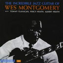 Modern - 輸入盤 WES MONTGOMERY / INCREDIBLE JAZZ GUITAR (KEEPNEWS COLLECTION) [CD]