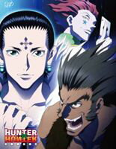 [DVD] HUNTER×HUNTER ハンターハンター 幻影旅団編 DVD-BOX II