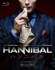 [Blu-ray] HANNIBAL/ハンニバル Blu-ray-BOX