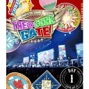 THE IDOLM@STER SideM 4th STAGE 〜TRE@SURE GATE〜 LIVE Blu-ray【SMILE PASSPORT(DAY1通常版)】 Blu-ray