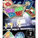 THE IDOLM@STER SideM 4th STAGE 〜TRE@SURE GATE〜 LIVE Blu-ray【DREAM PASSPORT(DAY2通常版)】 Blu-ray