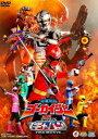 海賊戦隊ゴーカイジャー VS 宇宙刑事ギャバン THE MOVIE [DVD]