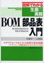 BOM/部品表入門 マテリアル マネジメント改革の基本技術 サプライチェーン問題を解決する手がかりがここにある
