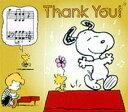 SNOOPY グリーティングDVD THANK YOU〜ありがとう〜 ◆20%OFF!