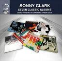 現代 - 【輸入盤】SONNY CLARK ソニー・クラーク/SEVEN CLASSIC ALBUMS(CD)