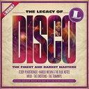 其它 - 【輸入盤】VARIOUS ヴァリアス/LEGACY OF DISCO(CD)