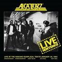 アルカトラス/LIVE SENTENCE FEAT.GRAHAM BONNET AND YNGWIE J MALMSTEEN (2 DISC DELUXE EDITION)(CD+DVD)(CD)