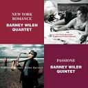其它 - バルネ・ウィラン(ss、ts、bs、as)/The Best Coupling Series::ニューヨーク・ロマンス/パッショーネ(CD)