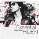 《送料無料》西城秀樹/Essential HIDEKI 30th Anniversary Best Collection 1972-1999(CD)