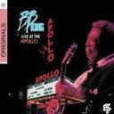 Gospel - 輸入盤 B.B. KING / LIVE AT THE APOLLO.. [CD]