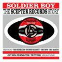 搖滾樂 - 輸入盤 VARIOUS / SOLDIER BOY THE SCEPTER RECORD [2CD]
