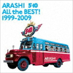 <strong>嵐</strong> / 5×10 All the BEST! 1999-2009(通常盤/2CD) [CD]