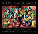 Modern - 輸入盤 STEVE GADD BAND / STEVE GADD BAND [CD]