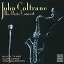現代 - 輸入盤 JOHN COLTRANE / PARIS CONCERT [CD]