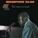 Gospel - 輸入盤 MEMPHIS SLIM / MEMPHIS SLIM AT THE GATE OF HORN [LP]