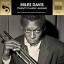 【輸入盤】MILES DAVIS マイルス・デイヴィス/20 CLASSIC ALBUMS (BOX SET)(CD)